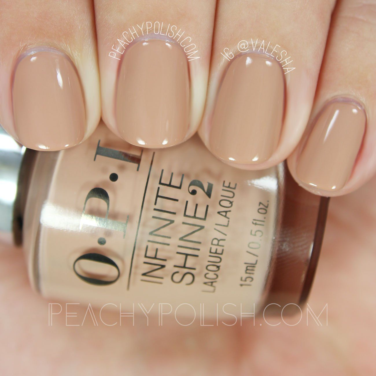 OPI Infinite Shine Summer 2016 Collection Swatches and Review