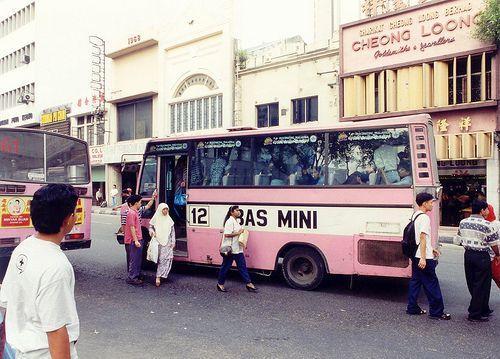 Mini Bus Mini Bus Kuala Lumpur
