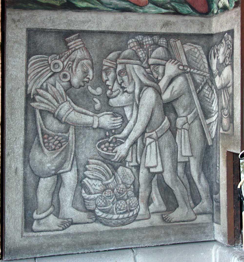 Diego Rivera Murals in Mexico