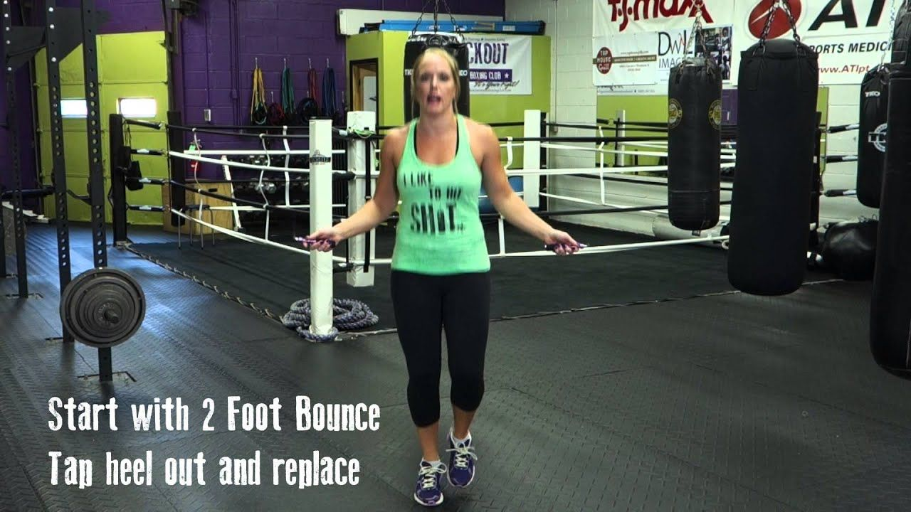 How to do the boxer shuffle knockout tv youtube jump