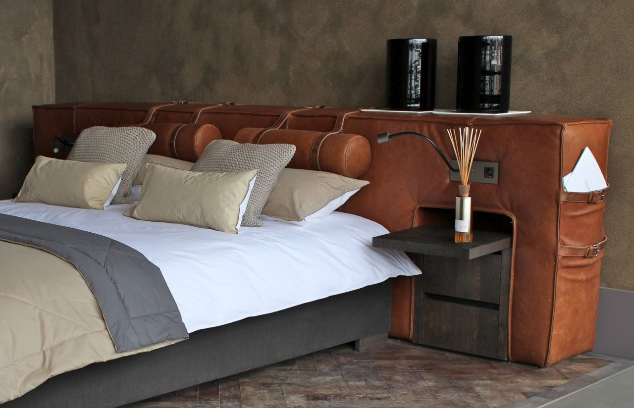 Interieur ontwerper Robin Sluijzer ontwerpt voor Nilson Beds ...