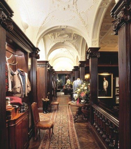 Ralph ny menswear the modern day atelier d co coloniale maison interieur et manoir anglais for Interieur maison coloniale