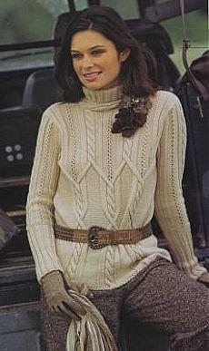 вязание спицами модели свитер джемпер пуловер свитер вязание