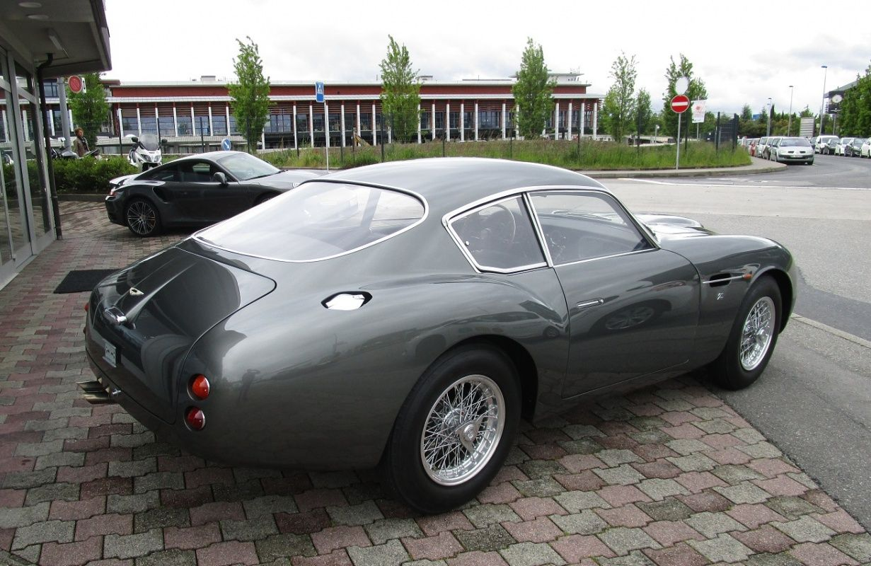 1959 Aston Martin DB4 - GT Zagato Recreation | Classic Driver Market