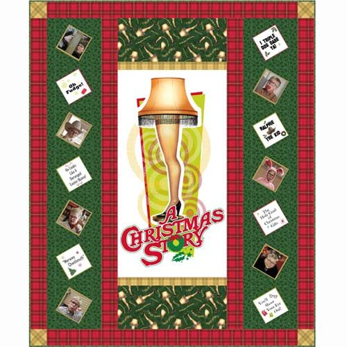 A Christmas Story Quilt Pattern Christmas Patterns A