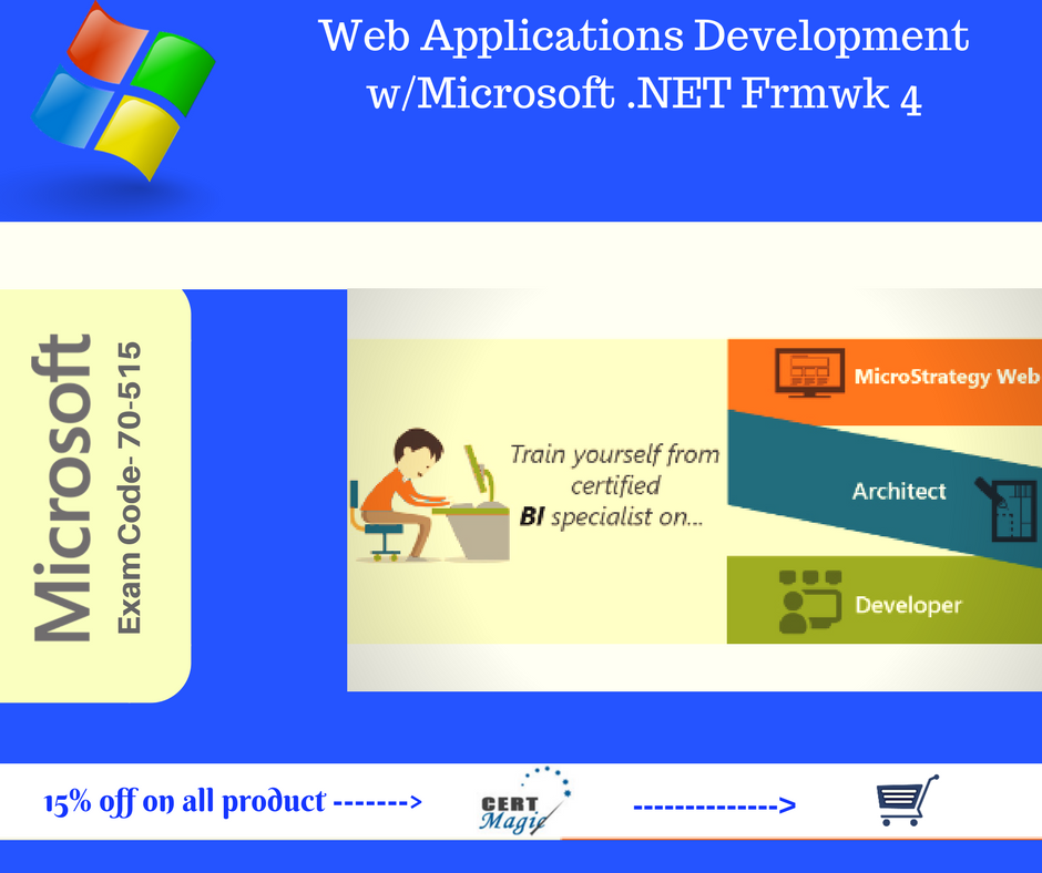 Web Applications Development Wmicrosoft Frmwk 4 Exam Code 70
