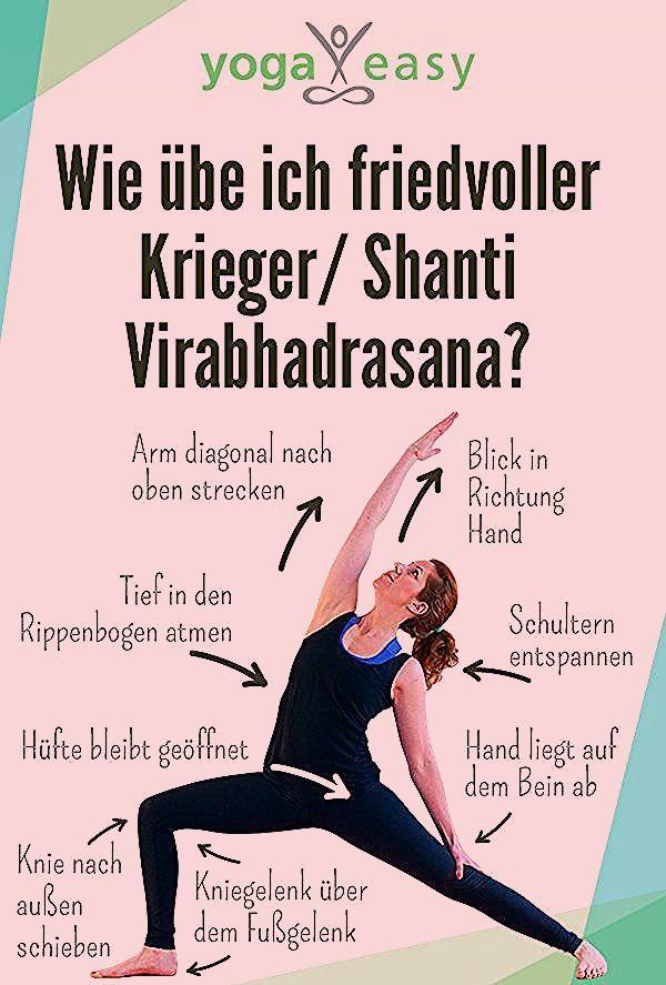 Photo of Yoga-Übung:  virabhadrasana II rückgebeugt