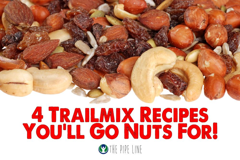 4 TRAILMIX RECIPES YOULL GO NUTS FOR