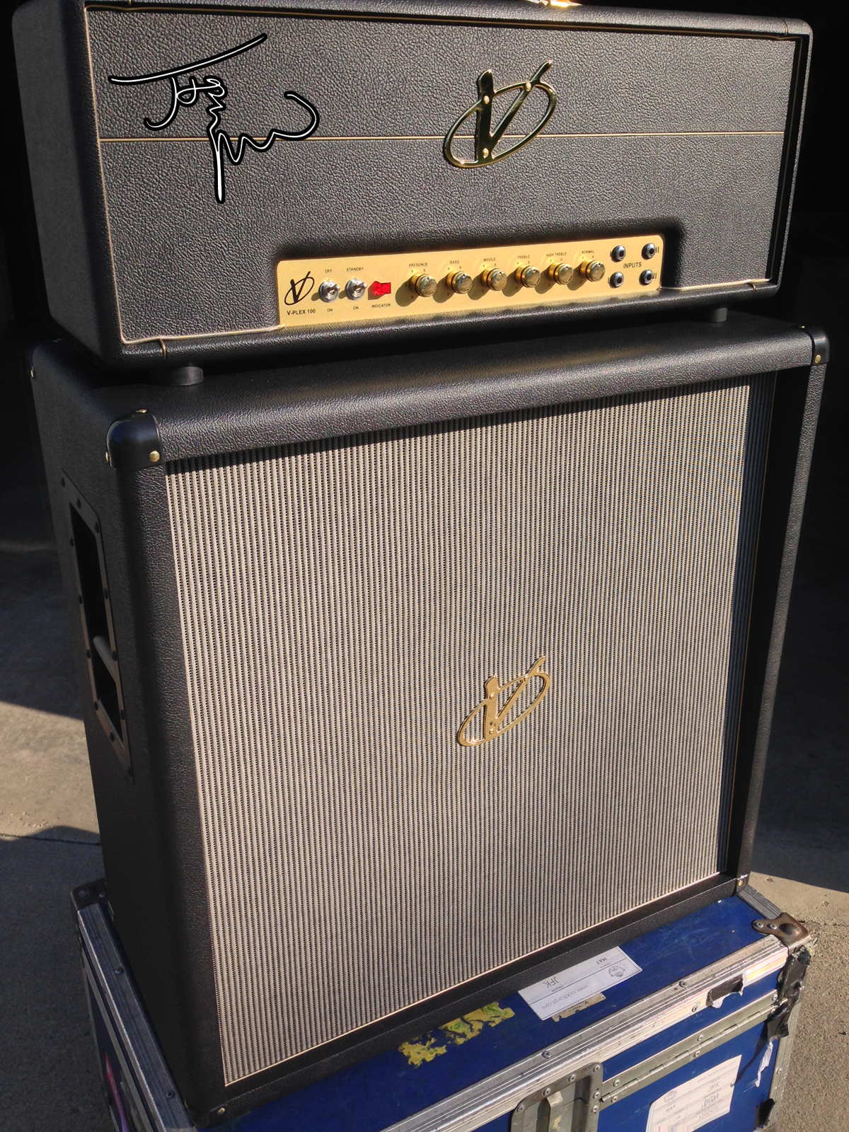 Pin by Voodoo Amps on Joe Perry of Aerosmith Guitar amp