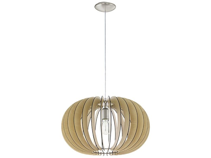 Suspension Stellato En Bois Code Article 38441 Luminaire Decoration Interieure Bois