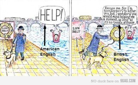 British Accents Vs American Accents