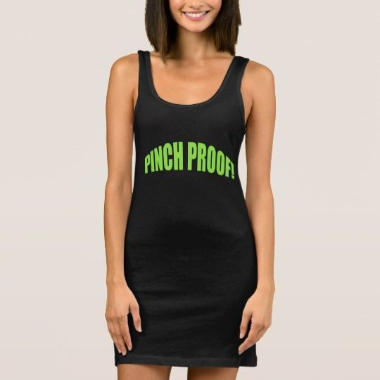 Funny Green Pinch Proof St. Patrick's Day T-Shirt