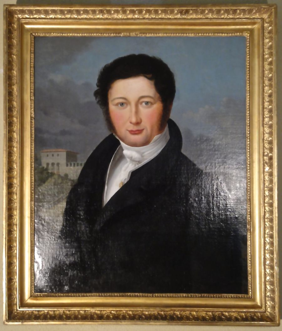 Le Marquis de Gaillon.
