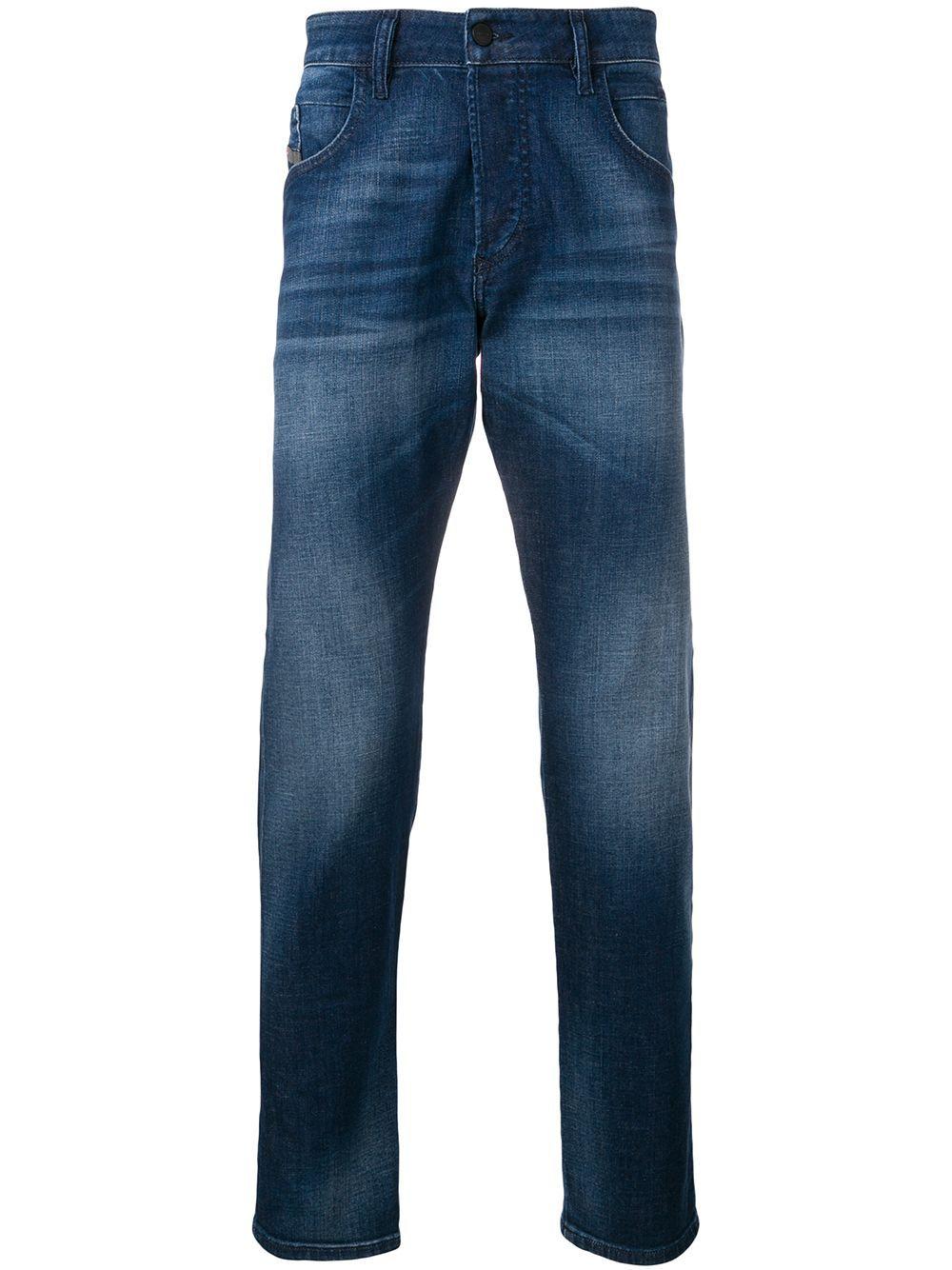 f3e4cbba DIESEL DIESEL SLIM FIT JEANS - BLUE. #diesel #cloth | Diesel in 2019 ...