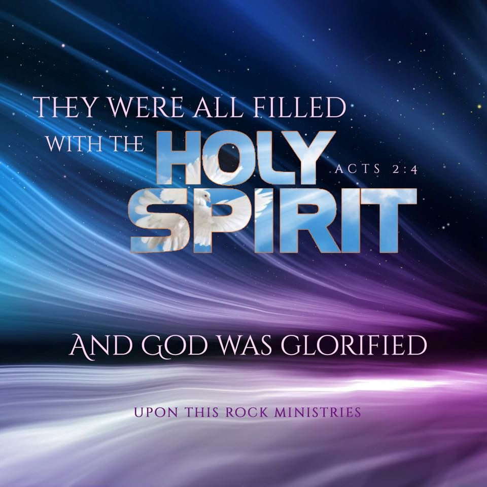 are you filled with gods holy spirit acts 2 4 acts 2 38 john 3 1
