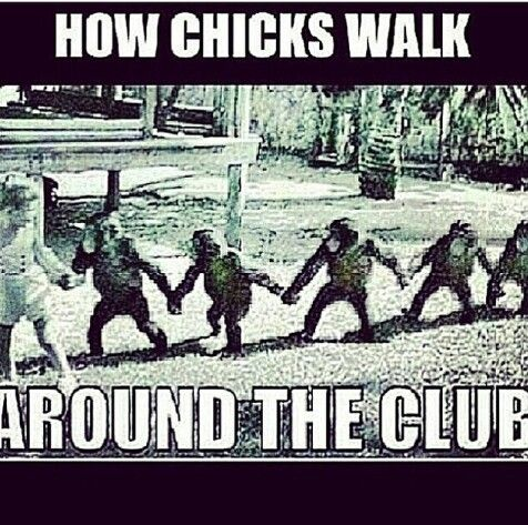 Lmfao... we all do this ladies