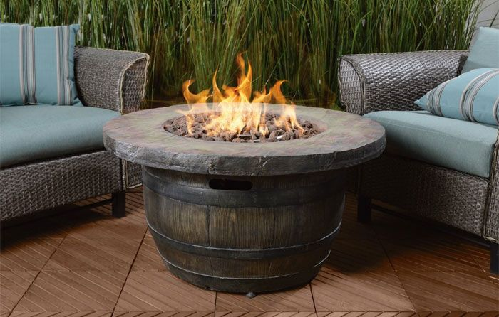 What I Think About The Quot Vineyard Quot Wine Barrel Fire Pit