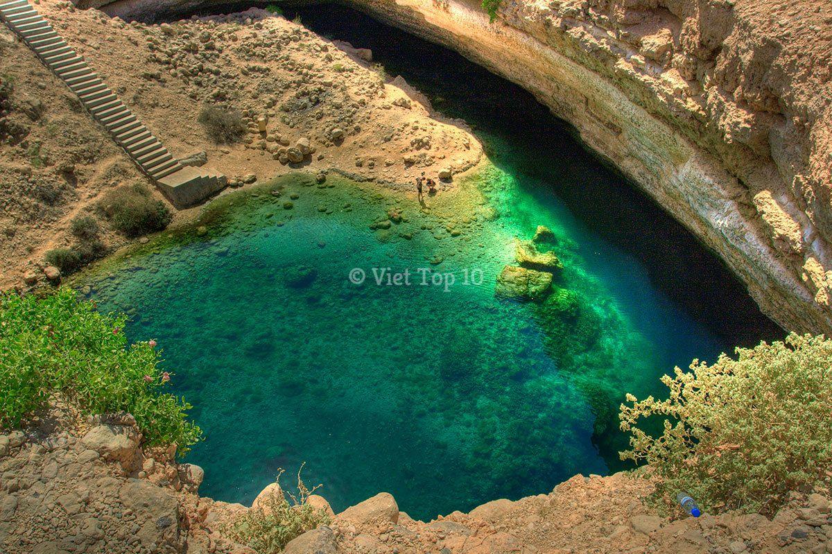hố sâu tự nhiên kỳ lạ và đẹp nhất hành tinh - việt top 10 - việt top 10 net - viettop10