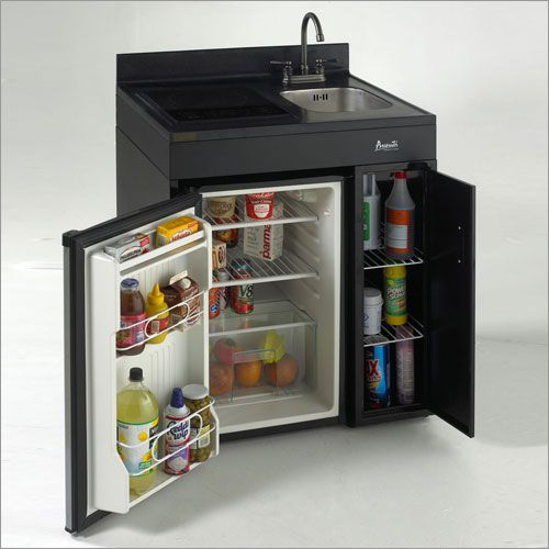 Complete Compact Kitchen From Avanti