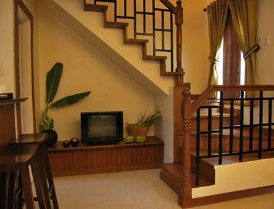 Stairways In Homes Carmela Model House Of Camella Home Series