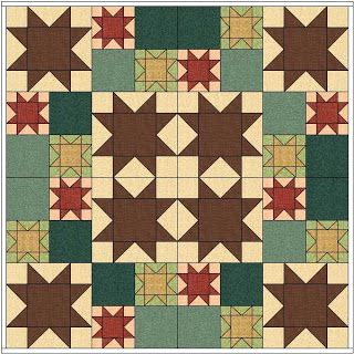 A Latte Quilts - Lattes and a Lota Quilts: Amazingly Simple Star Quilts