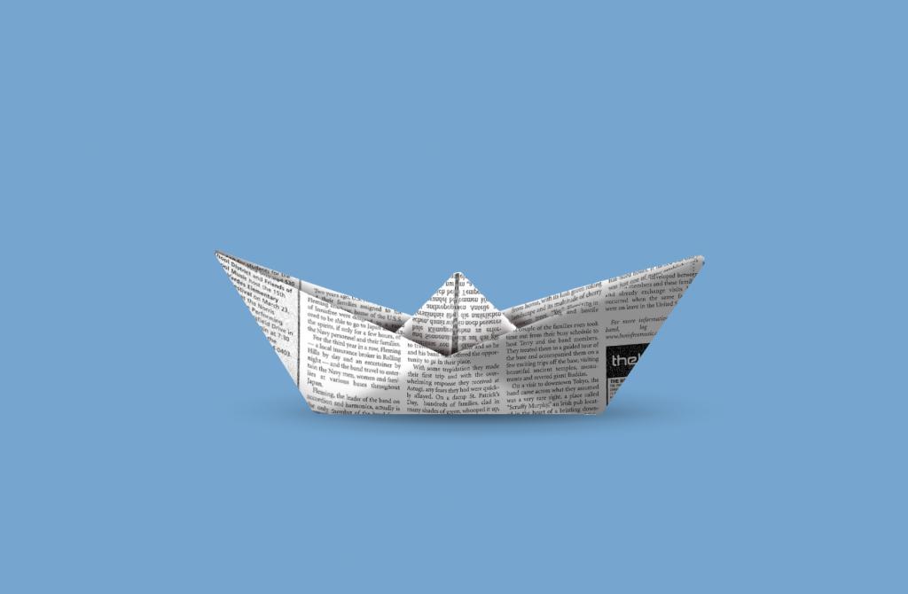 Newspaper Boat Nellie Bly Opera House Sydney Opera House