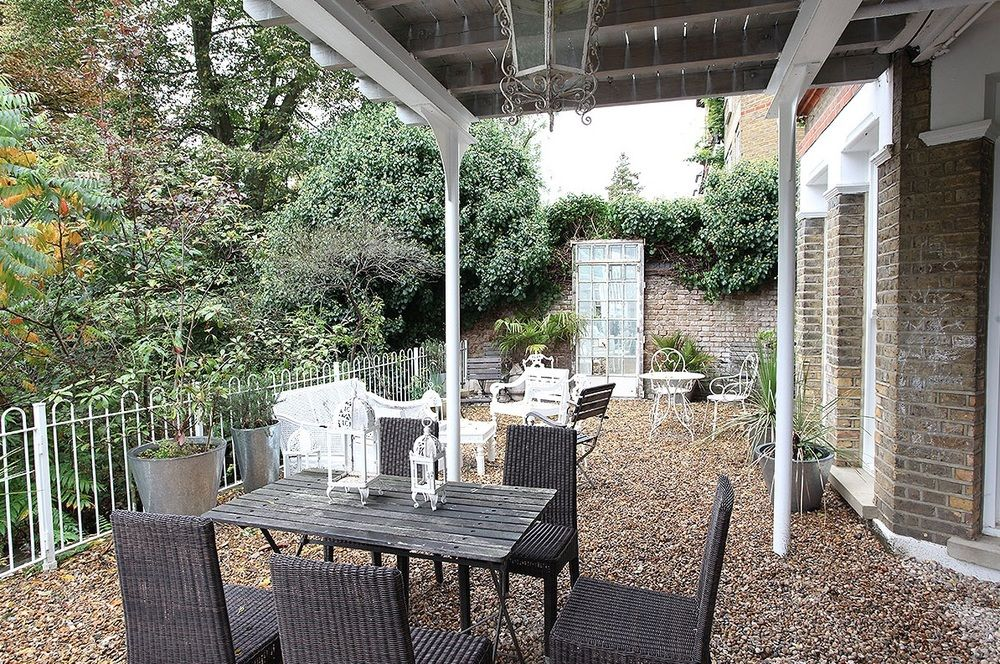 Blog | Old stove, Patio, Victorian homes