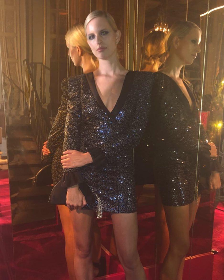 cameltoe Instagram Karolina Kurkova naked photo 2017
