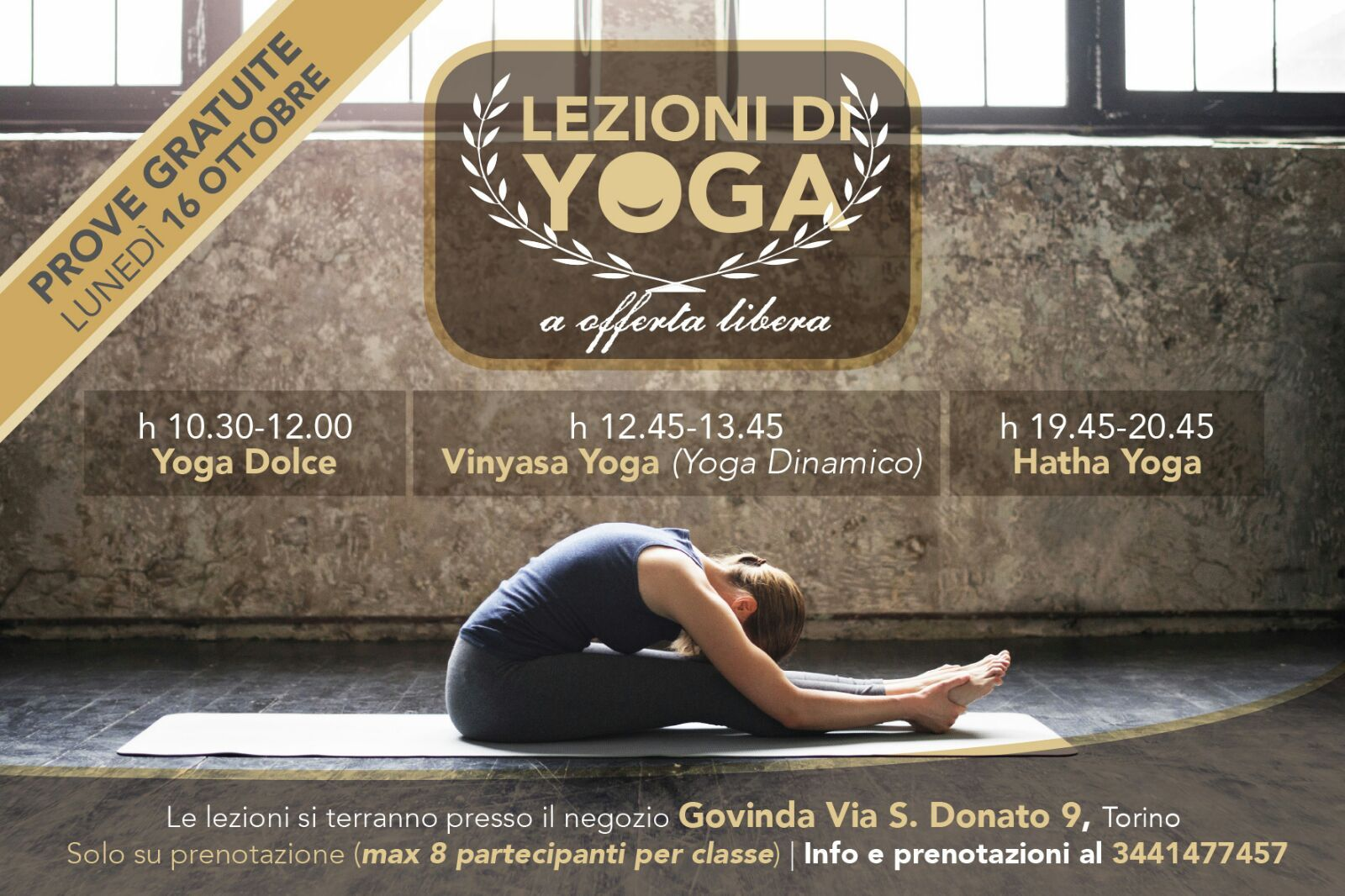 YOGA a TORINO | Vinyasa yoga, Yoga