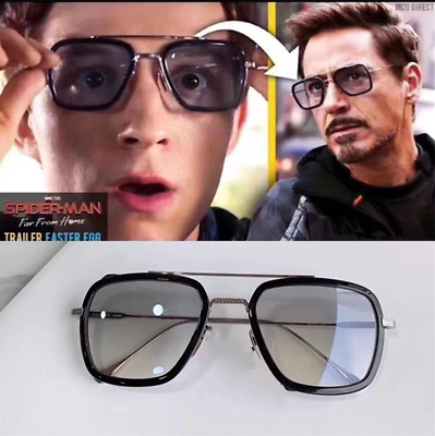 EDITH Glasses Spider Man Glasses Far From Home Peter Parker Iron Man Avengers TO