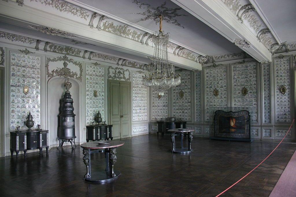Fliesensaal Residenz Ansbach