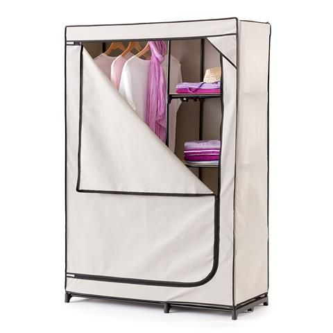 Portable Wardrobe With Cover Kmart Portable Wardrobe Standing Closet Portable Closet