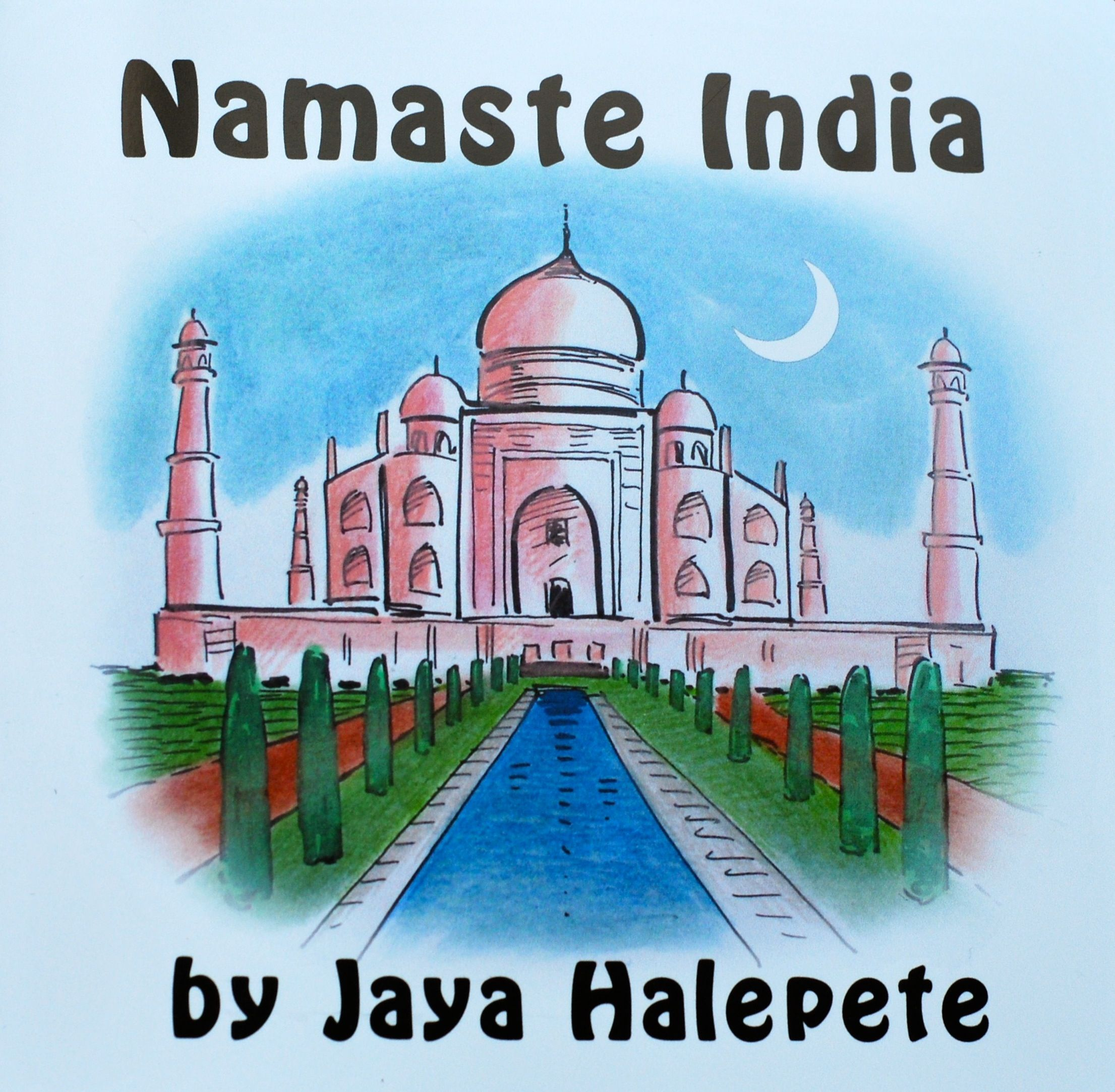 A Book That Teaches Children About India Buy It For Kids