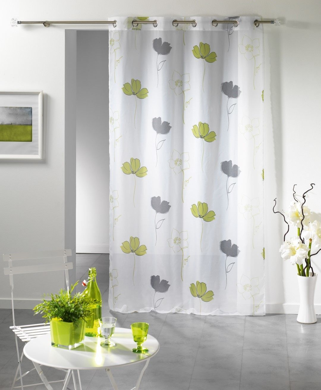 Alizee Curtain Single Panel Products