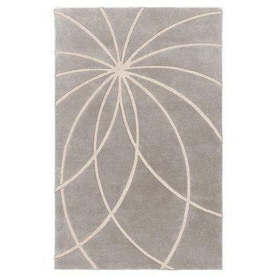 Surya Forum Bay Leaf/Antique White Rug