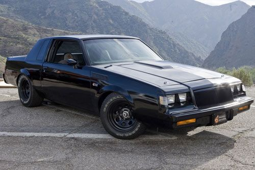 Our Favorite Fast Furious Cars Buick Grand National Buick Grand National Gnx 1987 Buick Grand National