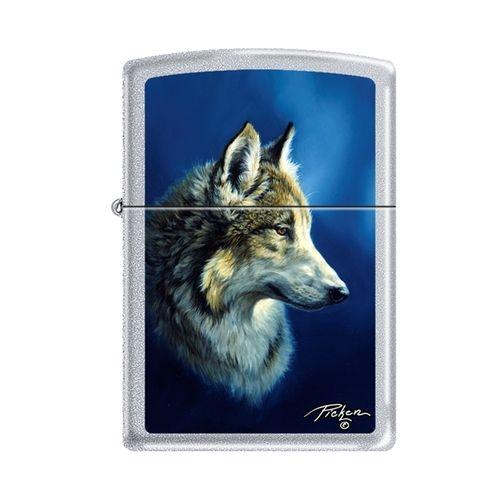 Wolf Zippo Lighter Zippo Lighter Cool Zippos Lighter