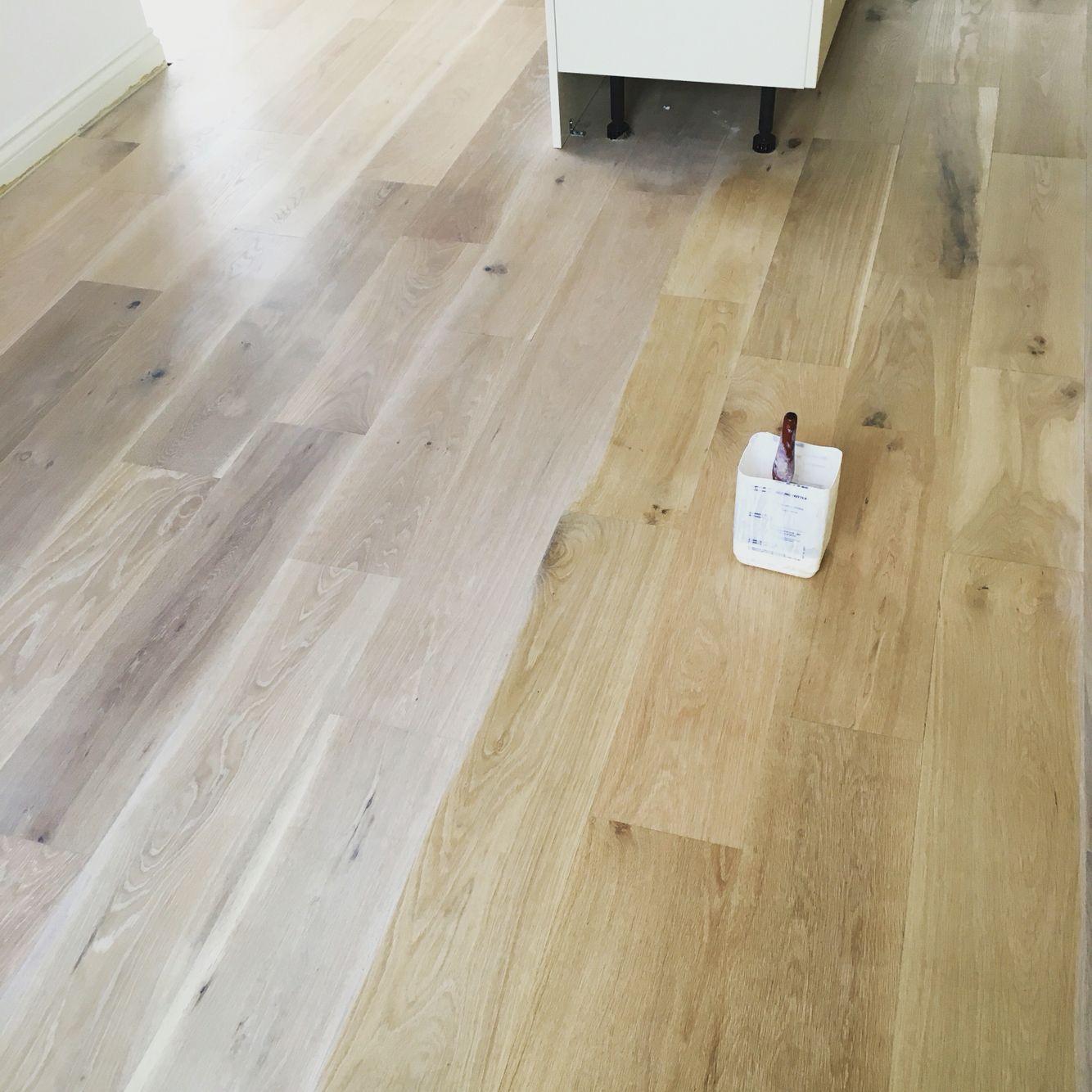 White Washed Oak Floorboards Gurus Floor