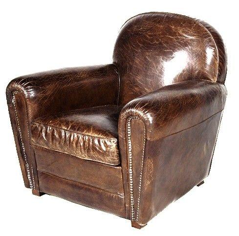 Enjoyable Cigar Leather Chair Interiors Armchair Brown Leather Frankydiablos Diy Chair Ideas Frankydiabloscom