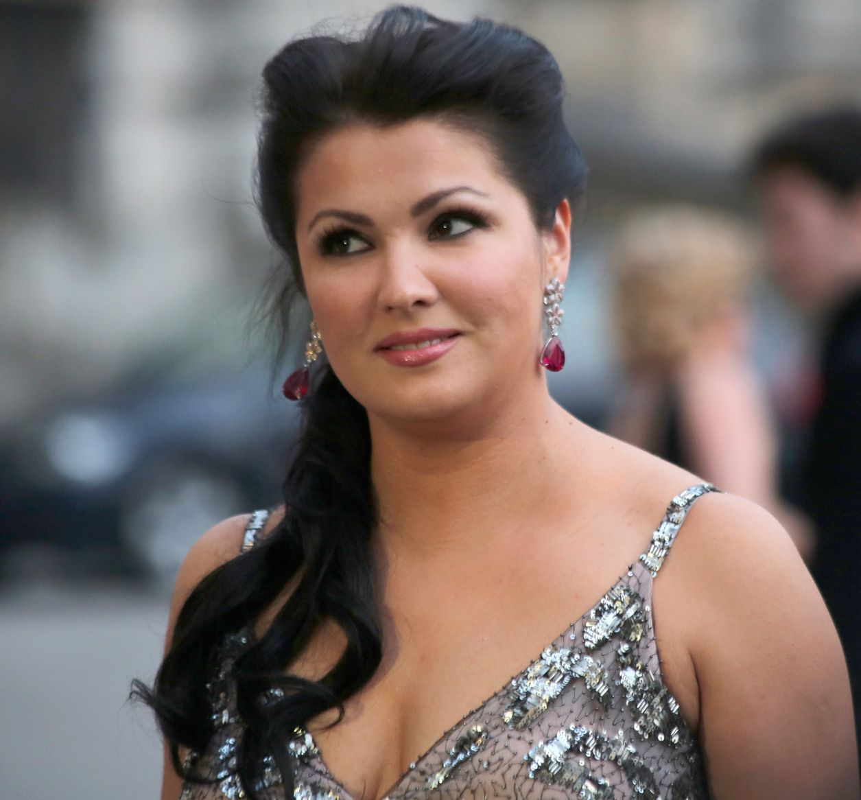 Anna Netrebko, Opera Singer  Leaked Celebs In 2019 -3735