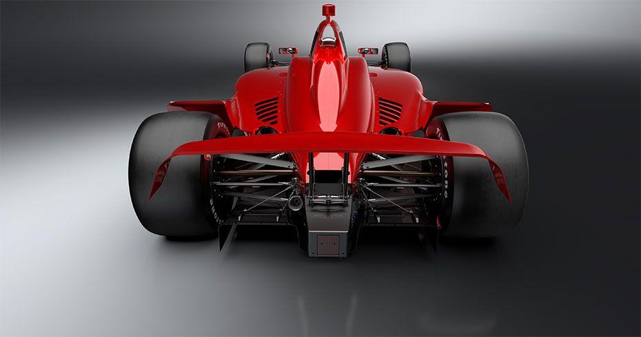 Indycar Selects Dallara To Build 2018 Aerokit Reveals Test Dates