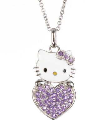 Hello kitty necklace at neiman marcus dream jewelry box hello kitty necklace at neiman marcus mozeypictures Image collections