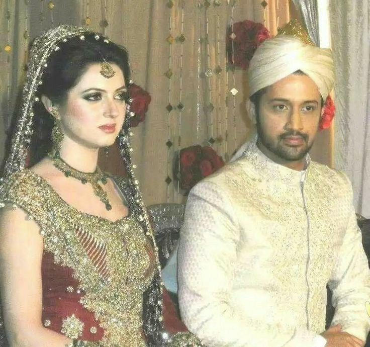 Celebrity Wedding Singers: Pin By Fatima 💕 On Atifaslam