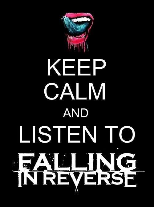 Falling In Reverse Logo Wolf