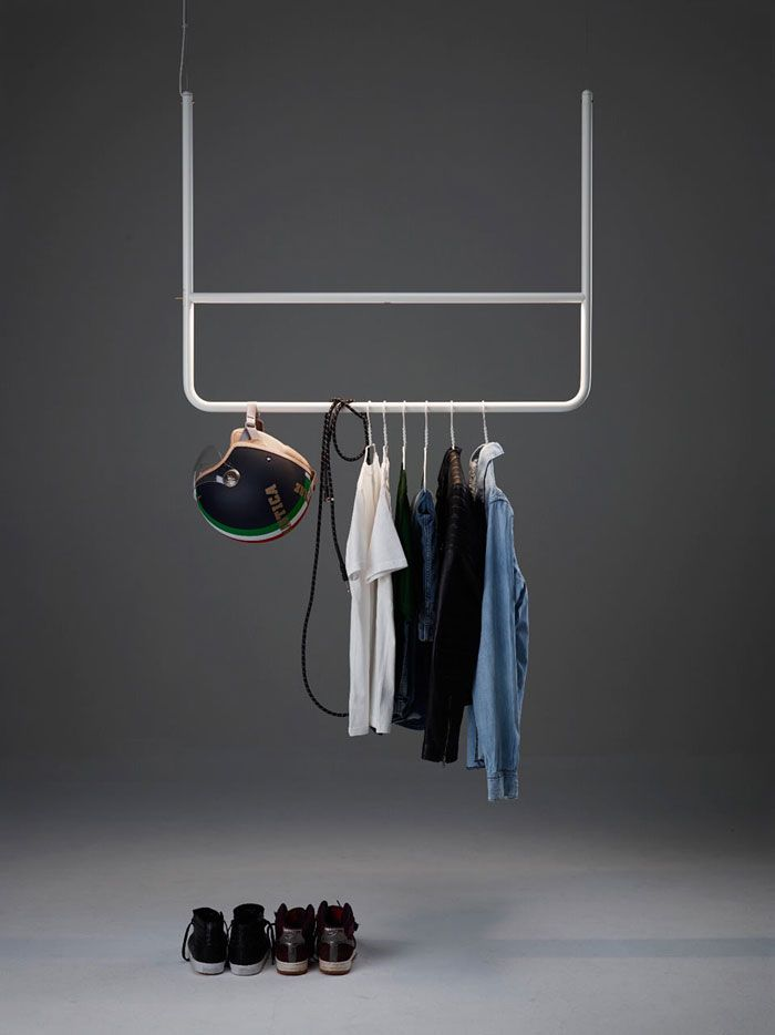 A Light, a Hanger and a Design Piece All Into One - NordicDesign