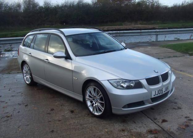 BMW 320d SE Touring | BMW | Pinterest | Bmw 320d, BMW and Cars