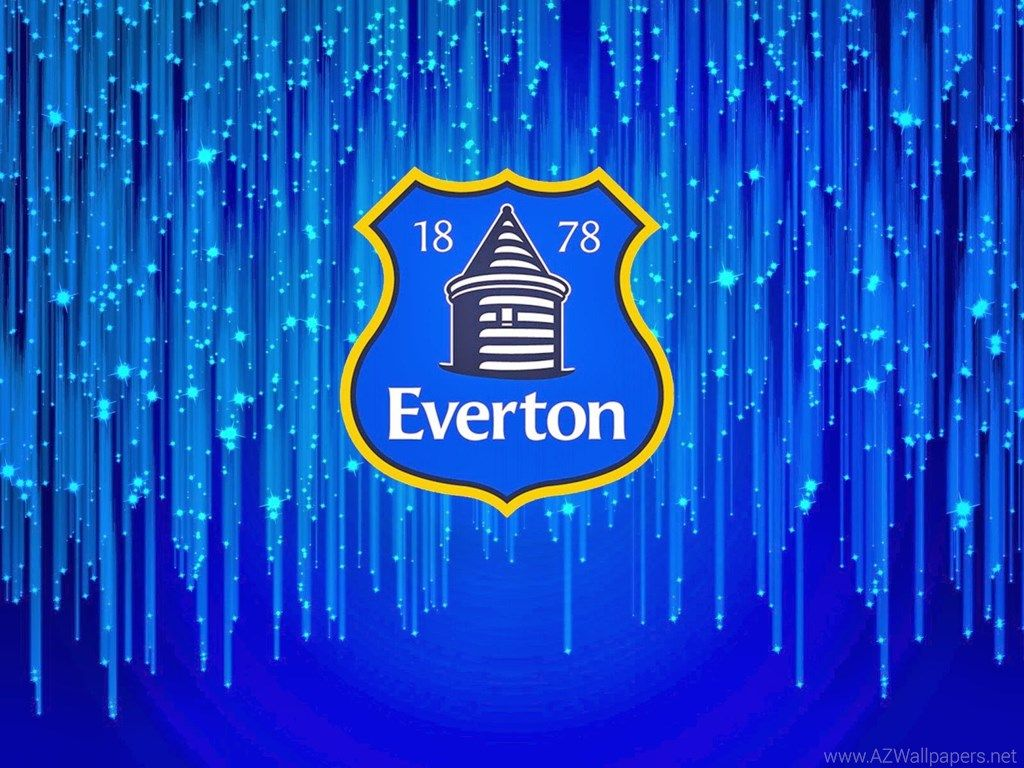 Everton FC Crest Wallpaper Kitchen Home