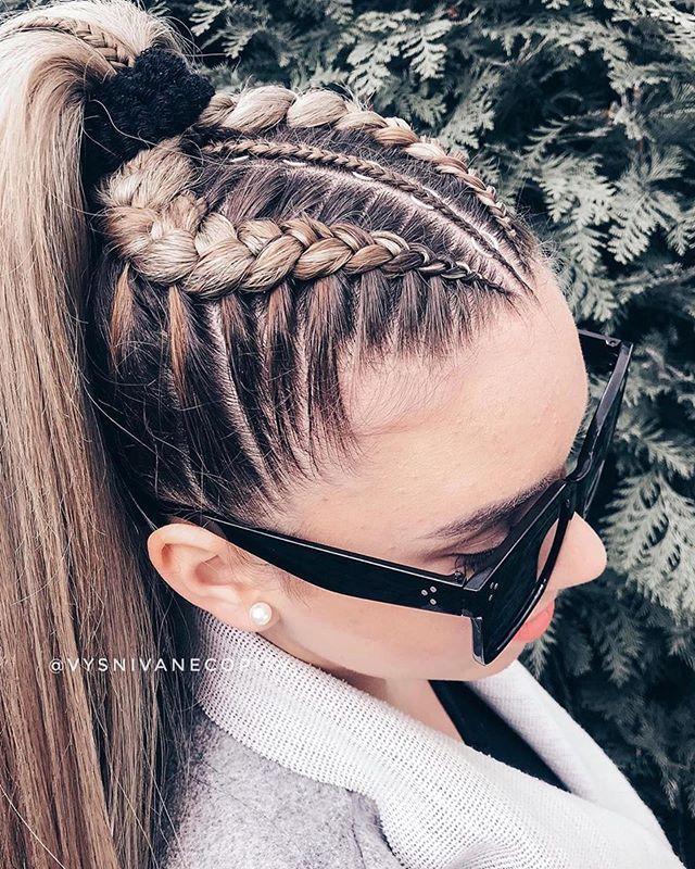 44 Ideas De Peinados Juveniles Que Te Encantaran 2020 Peinados Juveniles Peinados Con Trenzas Faciles Peinados Con Trenzas