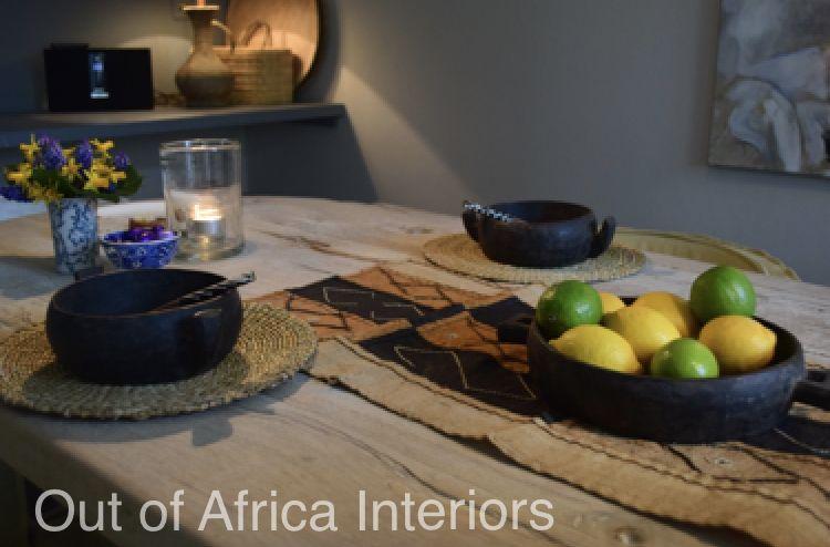 Tafel Decoratie Afrikaanse Interieur Decoratie Tafeldecoratie