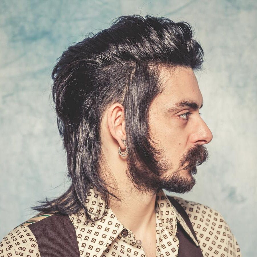 25 Mullet Haircuts That Are Awesome Super Cool Modern For 2020 Mullet Haircut Mullet Hairstyle Haircuts For Men